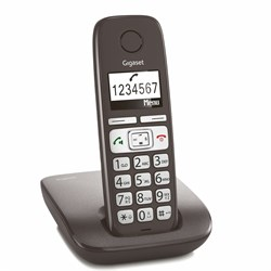 Gigaset E260 Telsiz Dect Telefon Made in Germany